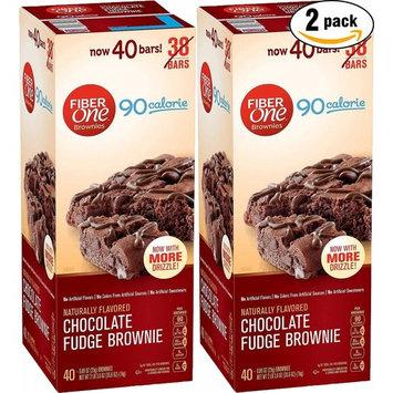 Fiber One Brownies Chocolate Fudge