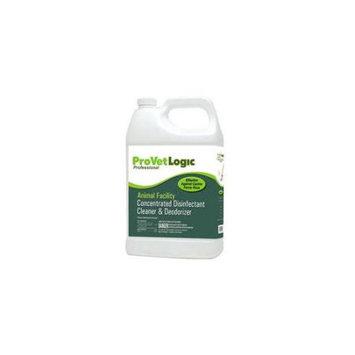 ProVetLogic V01-14MN Animal Facility Disinfectant Pack 4 1 Gallon EZ Pour Bottle