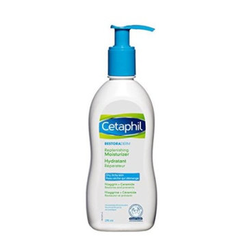 2 Pack Cetaphil Gentle Calming Body Moisturizer Skin Soothing Relief, 10 Ounces