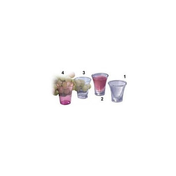 Communion Cup-Crystal Glass-1-1/2(Pk/20) (20 Pack)