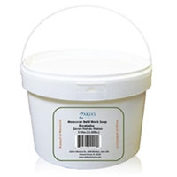 Zakia's Morocco Zakias Morocco Sop-103 -Pro 5 K Moroccan Eucalyptus Soap Black