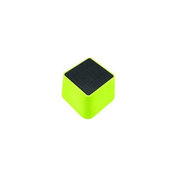 VIBE - Rhombo Bluetooth Speaker for Apple iPhone 4 and 5 - Green