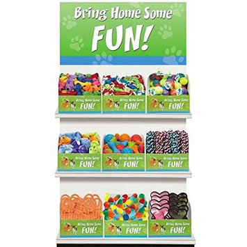 Griggles Gr Toy Pdq-Rope N Rubber Bones Style: Rope N Rubber Bones 12.5in. x 12.5in. x 10.5in.