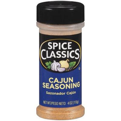 McCormick Spice Classics Cajun Seasoning, 4 OZ (Pack of 4)
