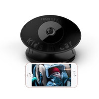 TimeFlys Car Monitor i500X Electronic Baby Mirror for Kids in Car Monitoring Photo and Video Recording Safe Driving Night Vision
