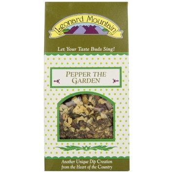 Leonard Mountain Pepper The Garden - Chipotle Veggie Topper, 1.75-Ounce. Boxes (Pack of 6)
