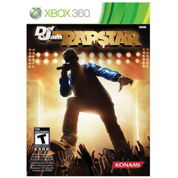 Microsoft Corp. Def Jam Rapstar (Xbox 360) - Pre-Owned