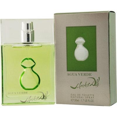 Salvador Dali Agua Verde Eau de Toilette Spray for Men, 1.7 Ounce