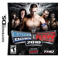 Thq 36311 Smackdown Vs Raw 2010 Ds