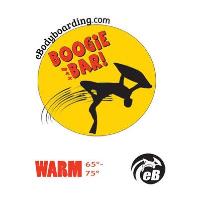eBodyboarding Warm Water Wax