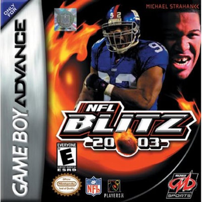 Midway Games NFL Blitz 2003 GBA