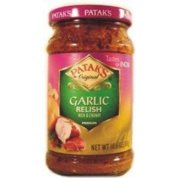 Patak's Pickle, Garlic, 10 Ounce [Garlic]