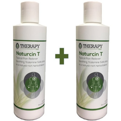 Naturcin T Odorless Trolamine Salicylate Ointment Pain Relief Lotion (Pack of 2)