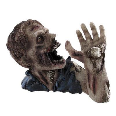 Zeckos Elixer of the Undead Zombie Wine Bottle Holder
