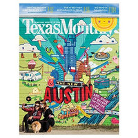 Texas Monthly Magazine March 2016