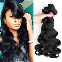 Soft Feel Hair 8A Brazilian Virgin Human Hair Body Wave 4 Bundles 100% Unprocessed Virgin Human Hair Weave Extensions Remy Human Hair Weft