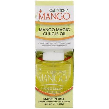 California Mango, Mango Magic Cuticle Oil, 0.5 fl oz (15 ml)