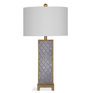 Bassett Mirror Baskin Table Lamp