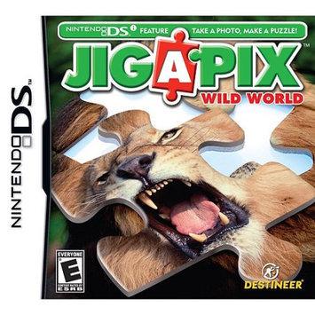 Destineer Jigapix Wild World for the Nintendo DS