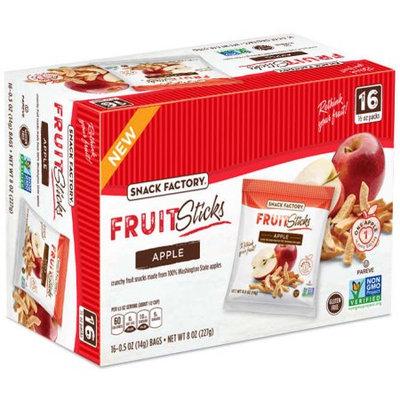 Snyders-lance Snack Factory Apple Fruit Sticks Multipack