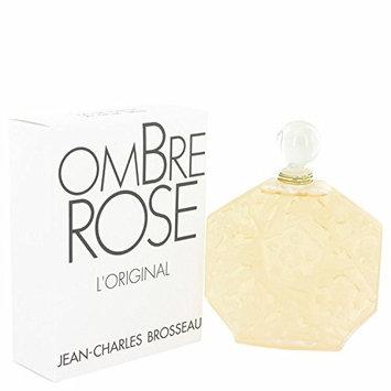 Ombre Rose by Brosseau Eau De Toilette 6 oz for Women - 100% Authentic