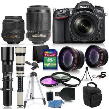 Nikon D7100 Digital SLR Camera (Body Only)
