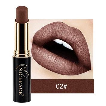 RNTOP New Lip Lingerie Matte Liquid Lipstick Waterproof Lip Gloss Makeup 12 Shades
