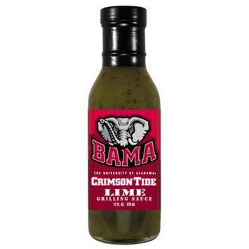 Hot Sauce Harry's 4 Pack ALABAMA Crimson Tide Lime Grilling Sauce 12 oz