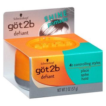 Got2b Defiant Pomade 2.0 oz.(pack of 6)