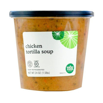 Whole Foods Market, Chicken Tortilla Soup, 24 oz