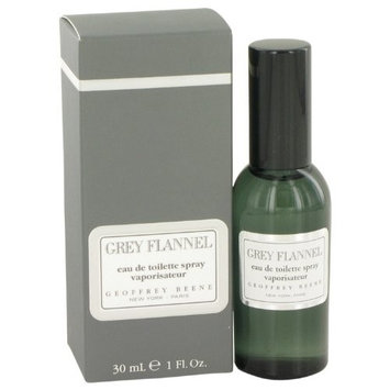 Grey Flannel By GEOFFREY BEENE For Men 2 oz After Shave Lotion (Metal Tin)