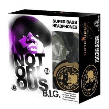 Section 8 Notorious B.I.G. DJ Headphones