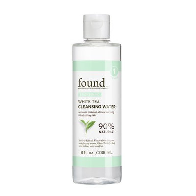 Hatchbeauty Products FOUND BRIGHTENING White Tea Cleansing Water, 8 fl oz
