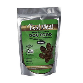 Country Pet Naturals Real Meat 30612 Beef Dog Treats - 8 Ounce Bag