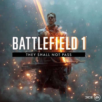 Electronic Arts BATTLEFIELD 1 THEY SHALL NOT PASS - PC Gaming - Electronic Software Download