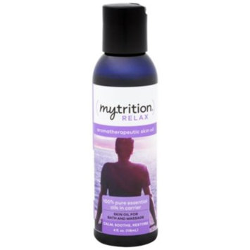 Aromatherapeutic Skin Oil Relax (4 Fluid Ounces Liquid) by MyTrition at the Vitamin Shoppe