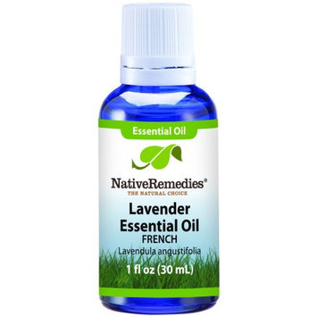 Aswechange NativeRemedies Lavender Flower (French) Essential Oil 30mL, 30 mL