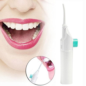 :Herryna Power Floss Dental Water Jet Handy dental water flosser Gentle and easy to use jet flosser,Smart lock system prevents leaks: Health & Personal Care