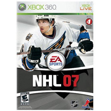 Electronic Arts NHL 2007 (Xbox 360) - Pre-Owned