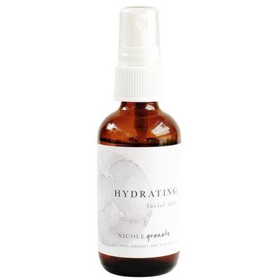 Nicole Granato - 100% Organic Hydrating Rose Facial Mist (2 oz)
