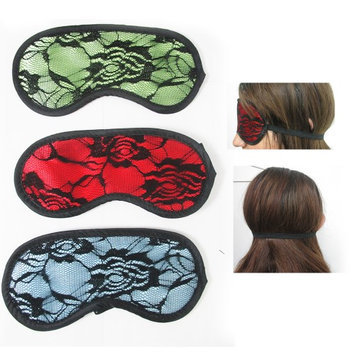 Atb 3 Silk Soft Eye Sleeping Mask Travel Sleep Aid Shades Light Cover Blindfold Rest
