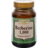 Wholesale Only Natural Berberine - 1000 mg - 50 Vegetarian Capsules, [Health Supplements, Vitamins]