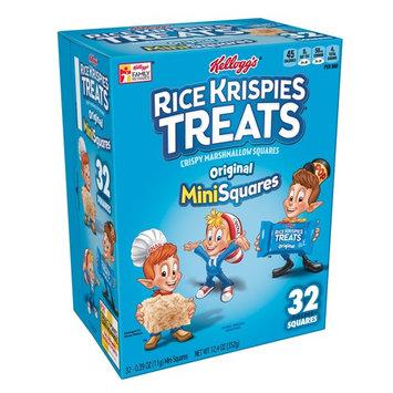 Kellogg's Rice Krispies Mini Treats 32 Ct 12.40 oz