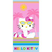 Hello Kitty 'Gentle Waves' Beach Towel