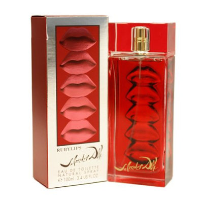 Overstock Ruby Lips Eau De Toilette Spray 3.4 Oz / 100 Ml