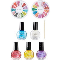 Townley Girl Decal Nail Art Deco Set, 8 pc