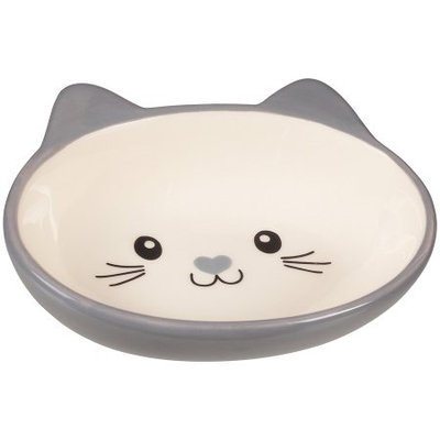 Simplyshe, Inc. CAT FACE BOWL Color May Vary