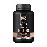 NUTRAFX Water Weight Loss Pills – Powerful Potassium Citrate Formula (297 mg) – NON-GMO Herbal Diuretic Anti Water Retention Pills – 90 Capsules Fluid Fighter