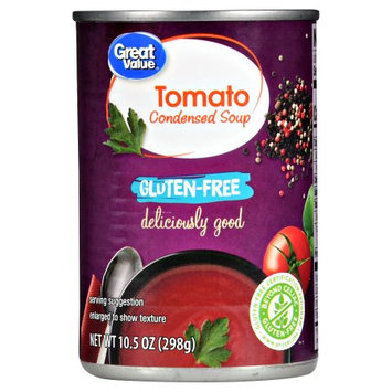 Morgan Foods Inc Great Value Gluten Free Tomato Soup