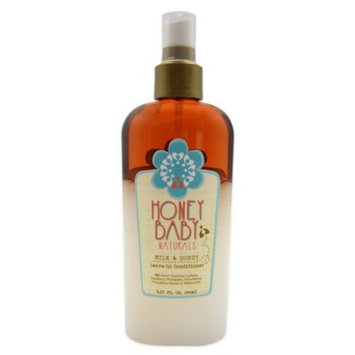 Honey Baby Naturals Milk & Honey Leave-In Conditioner - 8.25oz